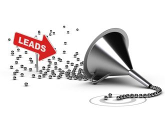 effectiveness of advertising in leads