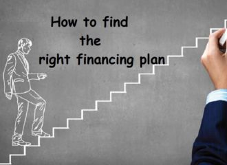 right financing plan
