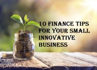 small innovative business