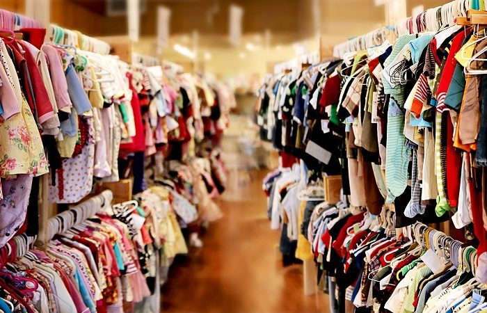 used clothing business