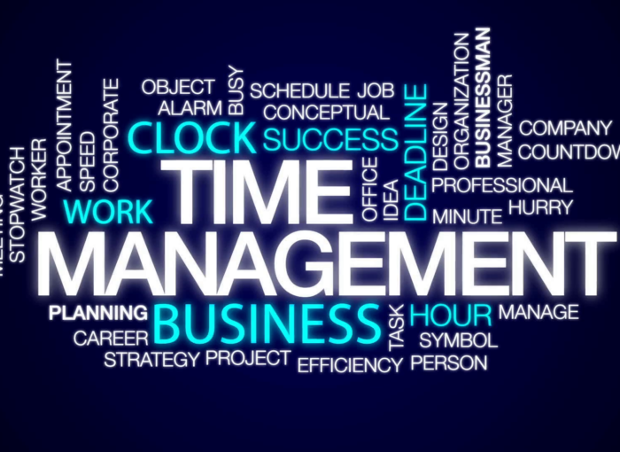 manage company time